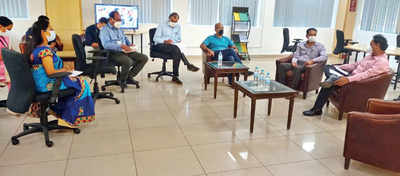 Medical staffers' strength doubled at Wipro COVID centre, Hinjawadi