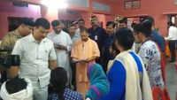 UP CM Yogi Adityanath holds Janata Darbar, addresses people's grievances in Gorakhpur