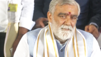 Cow urine's medicinal values are being used in cancer medicine: Ashwini Choubey