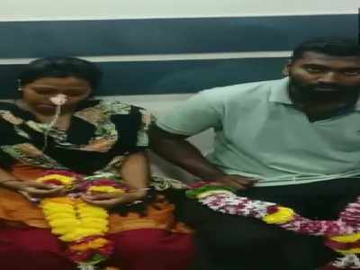 Pune: Man forced to marry girlfriend in ICU at Chakan hospital after she attempts suicide