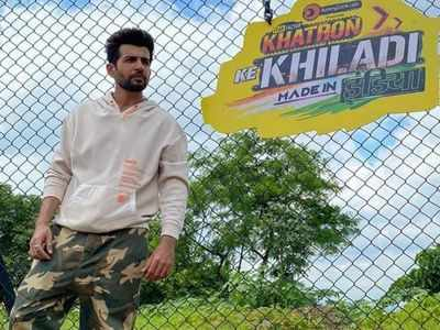 Jay Bhanushali: I would rather do stunts with animals than underwater in Khatron Ke Khiladi - Made in India