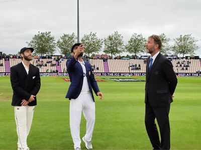 WTC final: New Zealand win toss, opt to field against India