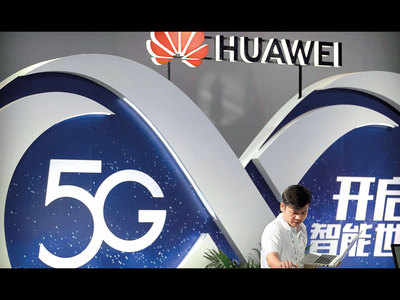 US cautions Britain over Huawei 5G tech
