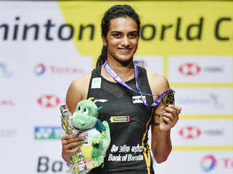 PV Sindhu becomes first Indian to win World Championships gold