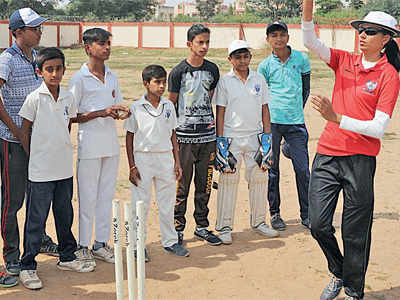 After all that grind, 40 underprivileged aspiring cricketers asked to vacate ground they were training on for 3 years