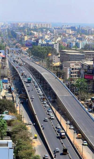 Bengaluru's Doddanekundi flyover is now complete