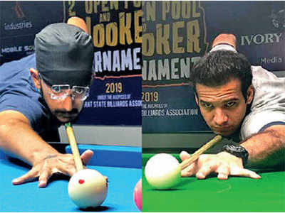 Ranveersingh in pool final