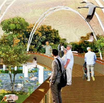 Byculla zoo plans modern aviary for bird lovers to walk through