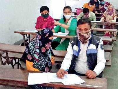 TRB jawans save a year of blind students