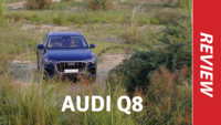 Audi Q8 road test review