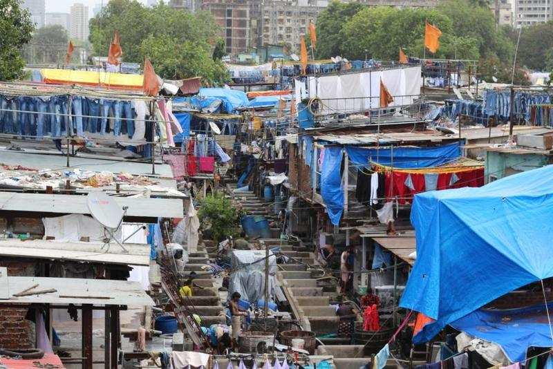 Dhobi Ghat: Worlds largest outdoor laundry