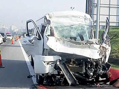 Momota injured in crash in Malaysia, driver killed