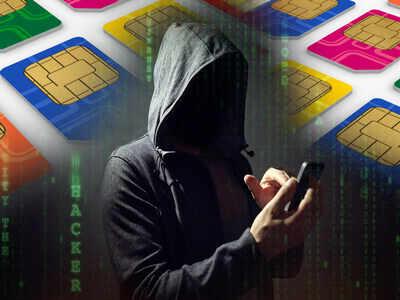 Hackers clone SIM, businessman loses Rs 2 cr