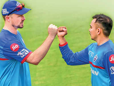 Delhi Capitals ready to take on Sunrisers Hyderabad in the eliminator