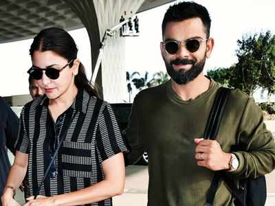 Virat Kohli, Anushka Sharma donate Rs 5 lakh each for Mumbai police welfare
