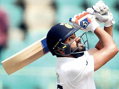 India vs South Africa, 1st Test: Rohit Sharma hits another ton as India set 395 target