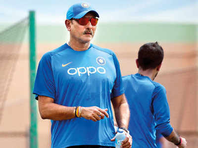 What do you feel about Ravi Shastri being reappointed as Indian cricket team coach?
