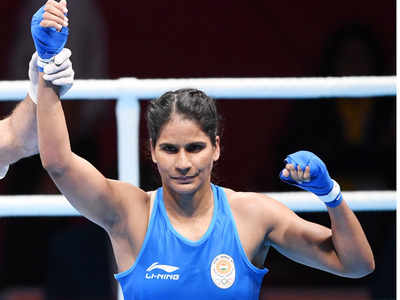 Asian Games: Boxer Pavitra beats Pakistan's Rukhsana Parveen to make it to quarters