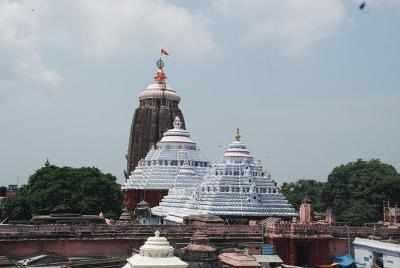 Cracks in Puri shrine, Naveen seeks help from Centre