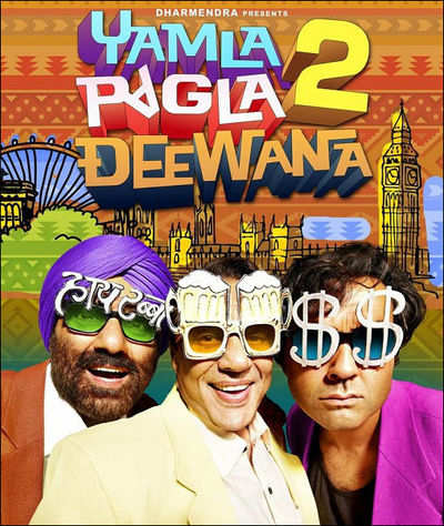 Film review: Yamla Pagla Deewana 2