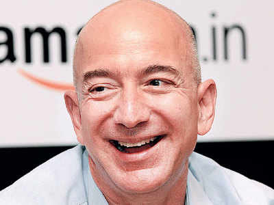 Bezos pledges $10bn to fight climate change