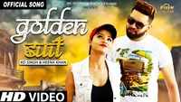 Latest Haryanvi Song Golden Suit Sung By Rahul Puthi