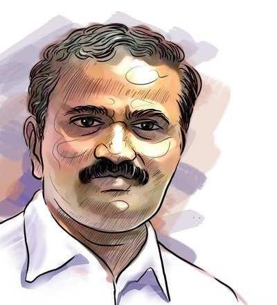 When I-T officials raided Jayachandra, he boasted that he had at least Rs 40 crore month earlier