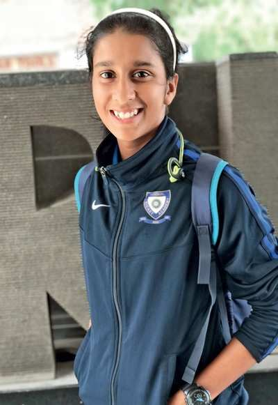 Bandra-girl Jemimah Rodrigues smashes a 163-ball unbeaten double ton against Saurashtra in U-19 one-day game 
