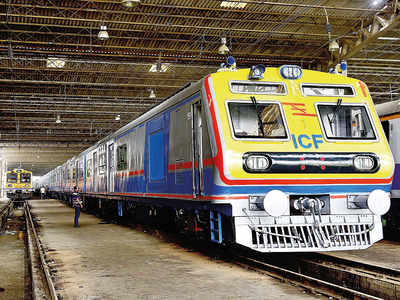 CR's first AC local service likely in early September
