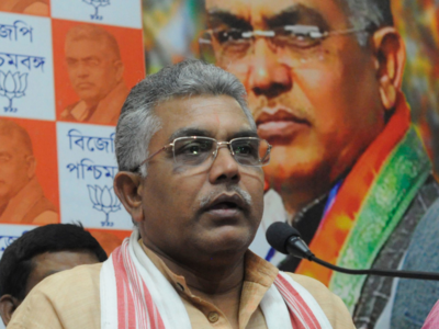 BJP state President Dilip Ghosh's comments spark controversy, questions TMC candidates' 'filmy character'