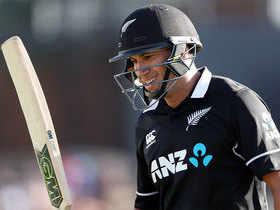 Ross Taylor becomes New Zealand's top ODI run-scorer