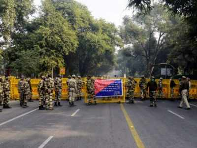 Section 144 imposed in Noida till January 31; No drones, protests allowed