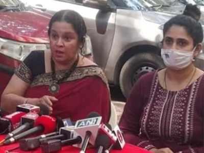 BJP Maharashtra's IT Cell convenor posts 'private photos' of Anvay Naik's wife and daughter; Yuva Sena demands action