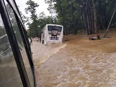 Karnataka rains live updates: Hundreds left homeless after landslide destroys Makkandur village; Dakshina Kannada district administration to send relief materials to Kerala