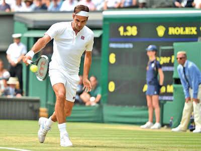 Wimbledon 2018: Roger Federer, Serena Williams race into quarter-finals