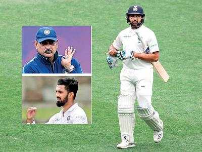 Ravi Shastri 2.0: Minimum Yo-Yo mark to be 17, Rohit Sharma to open in Tests