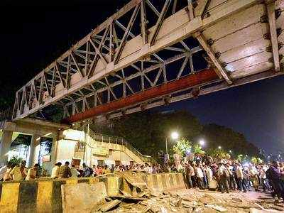 New bridge to come up at CSMT by next year