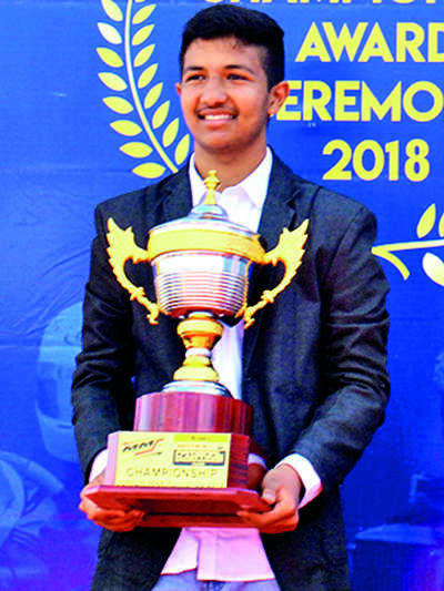 Bengaluru boy is National Karting champion