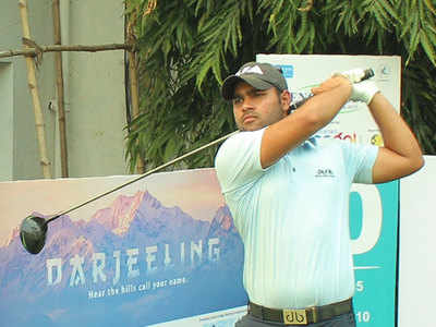PGTI Golf: Honey Baisoya emerges halfway leader at Bengal Open Golf Championship