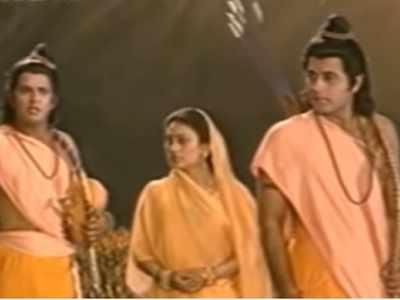 Good News! Iconic show 'Ramayana' to re-telecast starting tomorrow