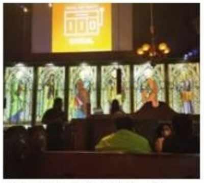 Goregaon pub décor case: Activists refuse to let go even as Archdiocese accepts apology