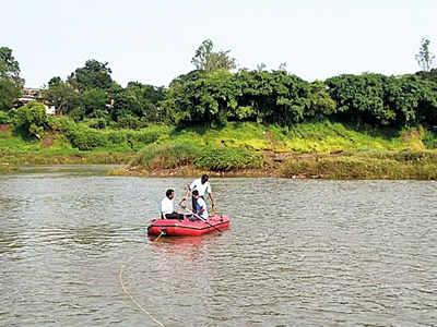 Four drown in Kalyan river during Durga immersion