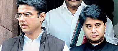 Cong pits Pilot against his old friend Scindia