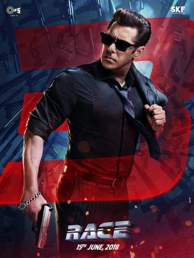 Salman Khan shares first look of Bobby Deol from Race 3