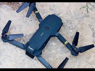 Flying drone seized near Kishtwar jail