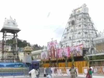 Tirupati temple under scanner over continuing darshans despite 140 staff testing Covid-19 positive