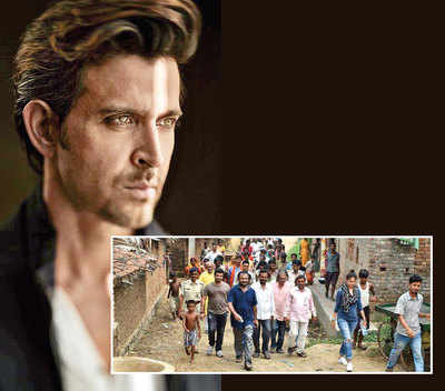 Hrithik Roshan to play Anand Kumar in Vikas Bahl's Super 30 film