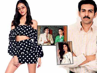 Pati, Patni Aur Woh remake: Ananya Panday, Kartik Aaryan, Bhumi Pednekar to kick off 50-day schedule in Lucknow on July 9