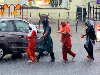 IMD warns of heavy rains and landslides in Pune's ghat areas