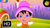 Popular Children English Nursery Rhyme 'Simple Simon' - Kids Nursery Rhymes In English
